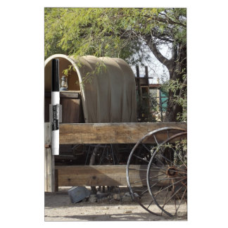Covered Wagon Dry Erase Whiteboards