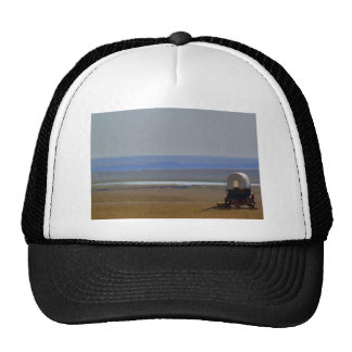 Covered Wagon Mesh Hat