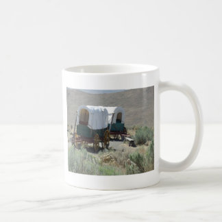 Covered Wagons Coffee Mug