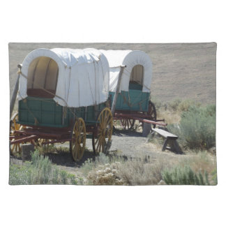 Covered Wagons Placemats