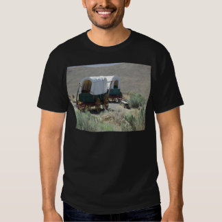 Covered Wagons T-shirts