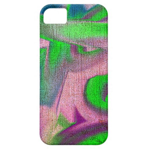 """Covering """"Flashy"""" line look multicolored abstractl iPhone 5 Cases"""