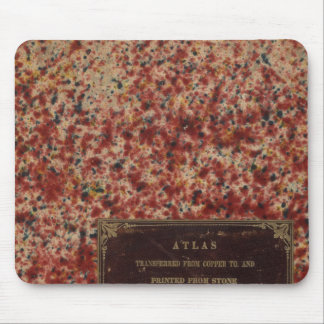 Covers New Universal Atlas Mouse Pad