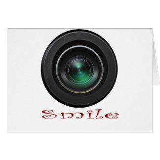 Covertcam Smile Card