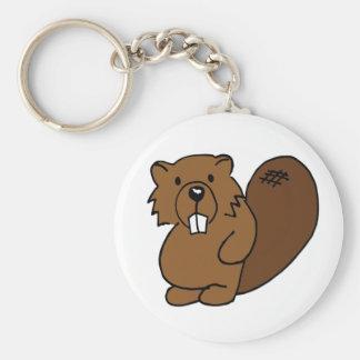 Covey Logic Beaver Key Chain