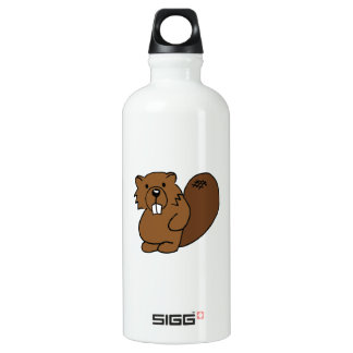 Covey Logic Beaver Water Bottle