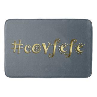 #covfefe! bath mat