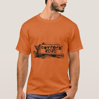 covfefe caravan 2020.  Texas orange edition. T-Shirt