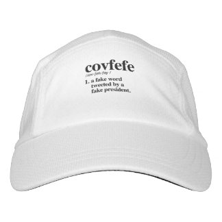 Covfefe Definition - A fake word Hat