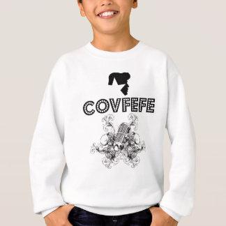 Covfefe Funny Trump Rock Star of 50s 60s 70s Sweatshirt