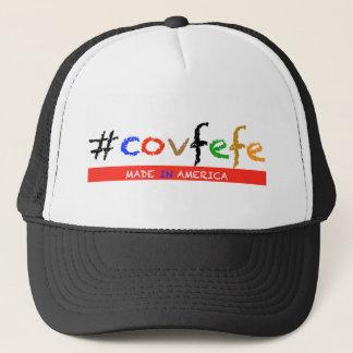 #covfefe Made In America Trucker Hat