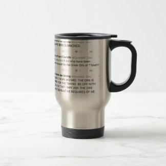 Covfefe Travel Mug