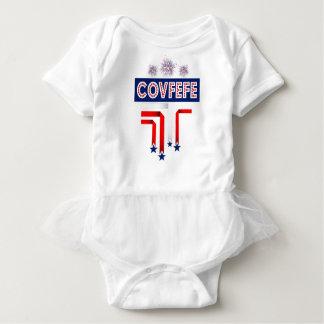 Covfefe Trump Joke for 4th of July Celebration Baby Bodysuit