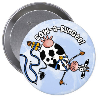 cow-a-bungee button
