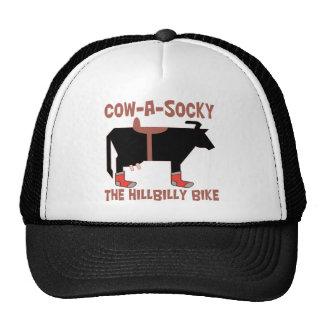 Cow A Socky Cap