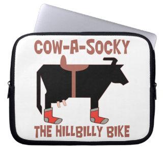 Cow-A-Socky Laptop Sleeve