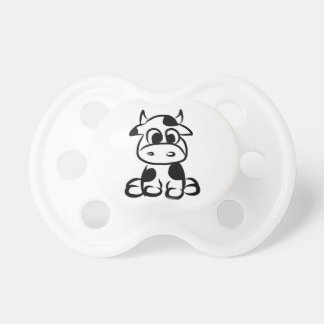 Cow Baby Pacifier