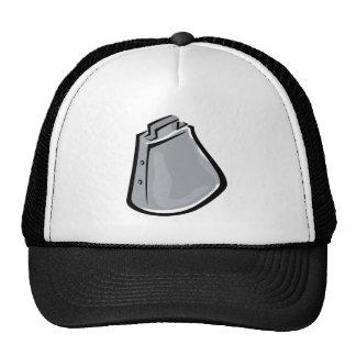Cow bell trucker hats