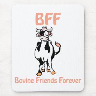 Cow BFF Mousepad