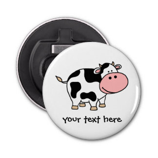 Cow Bottle Opener