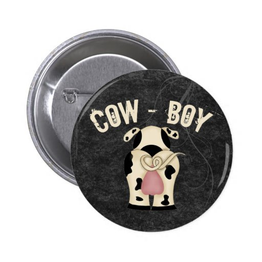 Cow-Boy Buttons