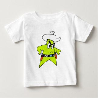 Cow Boy Star T Shirts