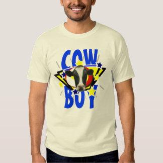 Cow Boy T Shirts