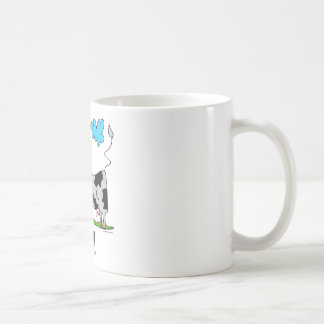 Cow by Lorenzo © 2018 Lorenzo Traverso Coffee Mug