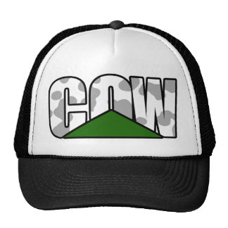 cow cap メッシュキャップ