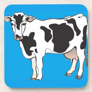 cow cartoon vectors--b coaster