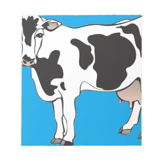 cow cartoon vectors--b notepad