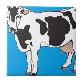 cow cartoon vectors--b small square tile
