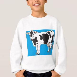 cow cartoon vectors--b sweatshirt