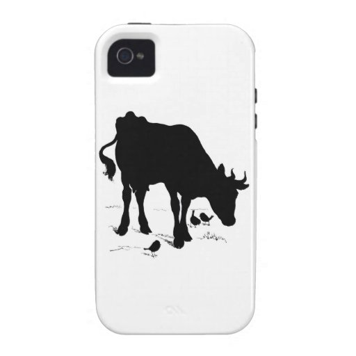 cow Case-Mate iPhone 4 cases