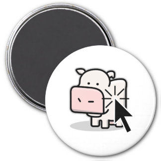 Cow Clicker Magnet