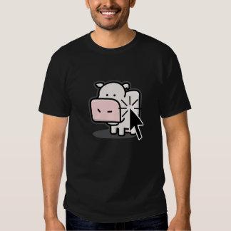 Cow Clicker Tshirt
