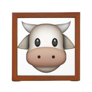 Cow - Emoji Desk Organiser