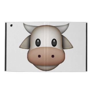 Cow - Emoji iPad Folio Case