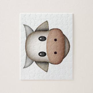 Cow - Emoji Jigsaw Puzzle