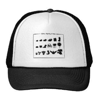 Cow Evolution Design Apparel Cap