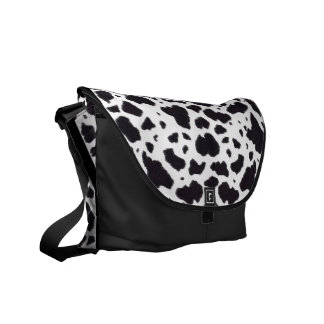 Cow Fur Messenger Bags