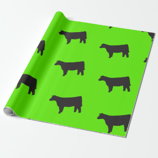 Cow Gift Wrap