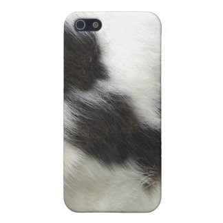 Cow Hide iPhone 5/5S Cover