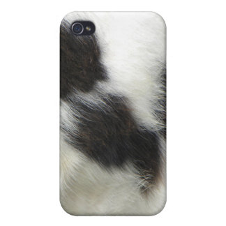 Cow Hide iPhone 4 Covers