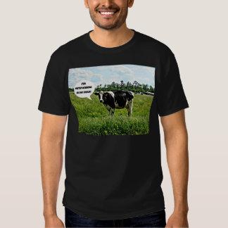 Cow Humor Tshirts