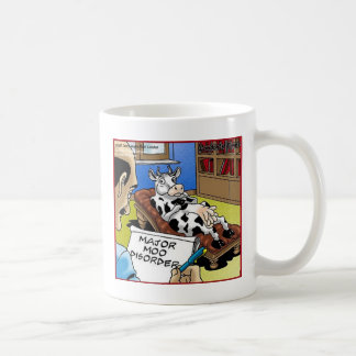 Cow In Therapy 4 Mooo Disorder Gifts Tees Cards Coffee Mug