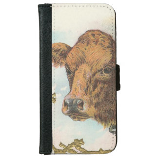 Cow iPhone 6 Wallet Case