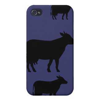 cow iPhone 4/4S cover