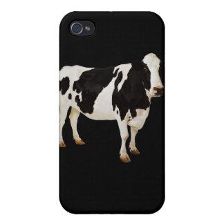 Cow iPhone 4/4S Cases