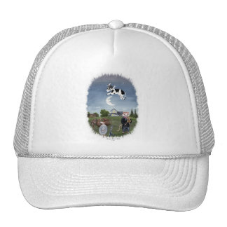 COW JUMPED OVER THE MOON CAP